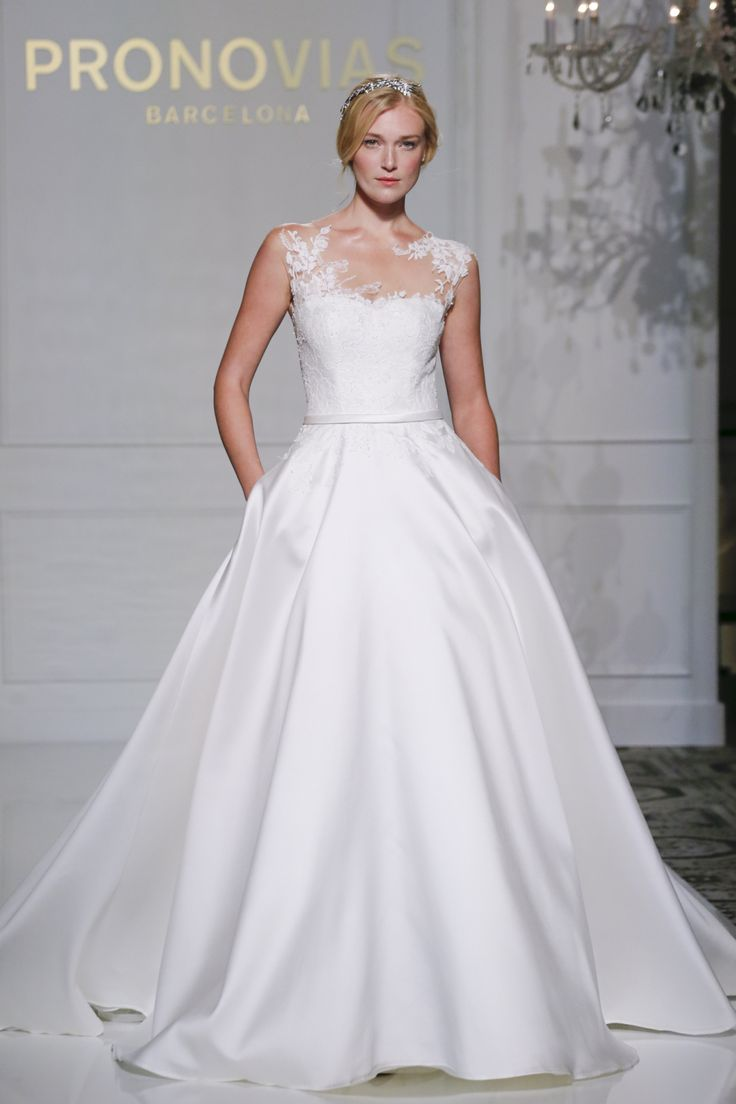 Pronovias Bridal Fall 2016