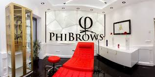 Phibrows salón