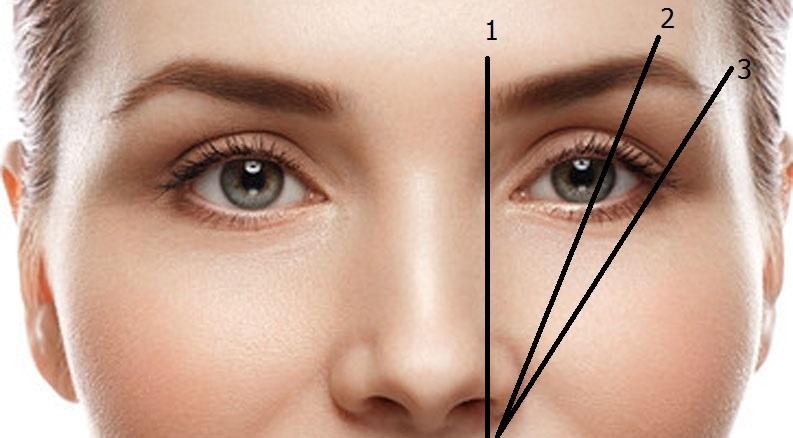 Diseño de cejas